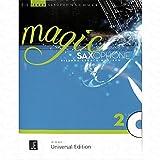 Magic Saxophone 2–Arreglados para saxofón tenor–(para un hasta dos Instrumentos)–con CD [de la fragancia/Alemán] Compositor: strack Hanisch Barbara