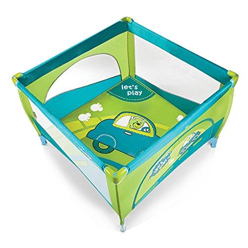 Kinder Laufgitter Play Grün 04
