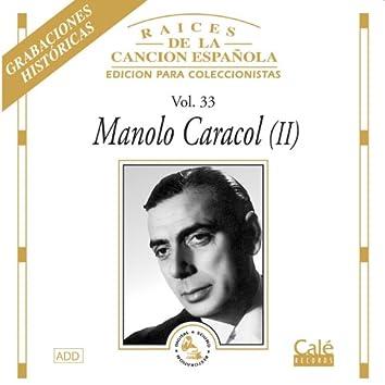 Raices de la Canción Española, Vol. 33