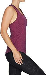 Rockwear Activewear Women's Fearless Back Detail Active Singlet Mulberry 6 from Size 4-18 for Singlets Tops