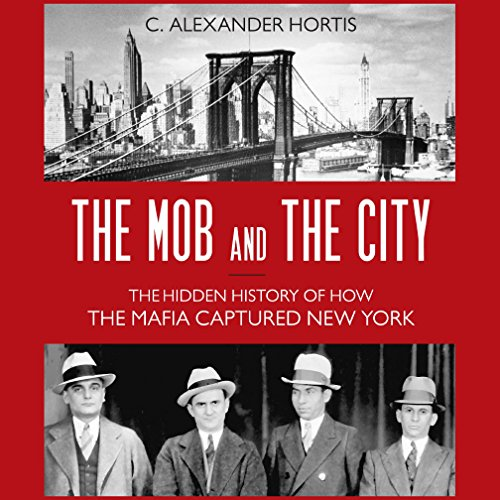 The Mob and the City cover art