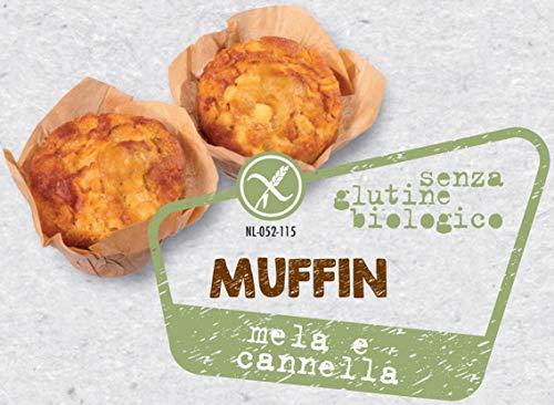 Muffin Mela e Cannella Biologico