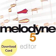 $399 » Celemony Melodyne Editor 5 (Download Card) - Grammy Award Winning Music Production Software
