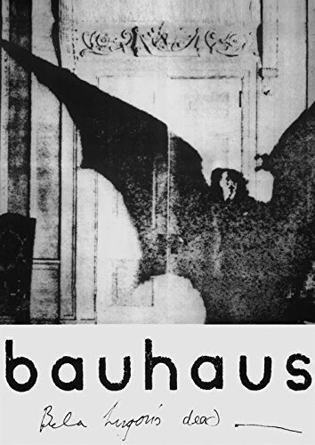 Close Up Bauhaus: Bela Lugosi `s Dead | UK Import Poster [59 x 84 cm]