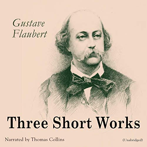 Three Short Works audiobook cover art