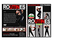 Bulgarian Bag Routines - Speed, power and endurance