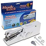 Best Portable Sewing Machines - Hanna Enterprise Portable Handy Stitching Machine Lightweight Electric Review