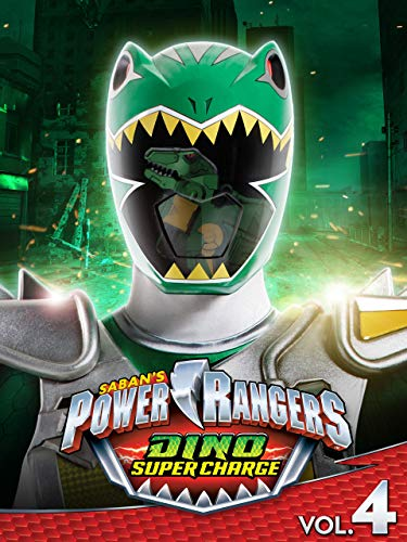 Power Rangers: Dino Super Charge - Volume 4