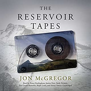 The Reservoir Tapes audiobook cover art