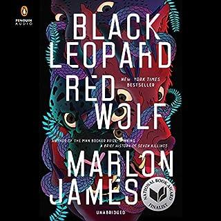 Page de couverture de Black Leopard, Red Wolf