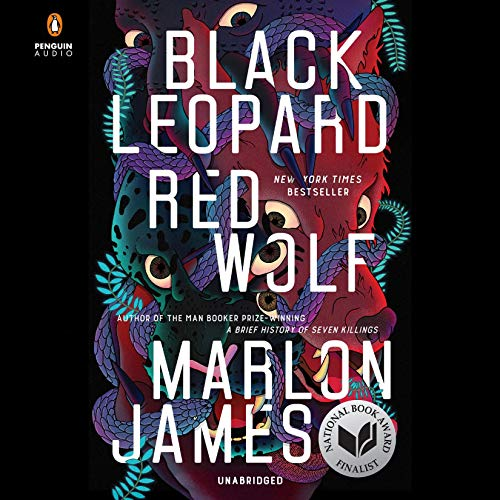 Black Leopard, Red Wolf cover art