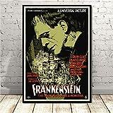 nobrand Frankenstein Universal Monster Horrorfilm Vintage