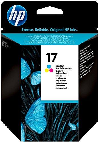 HP 17 Farbe Original Druckerpatrone für HP Deskjet