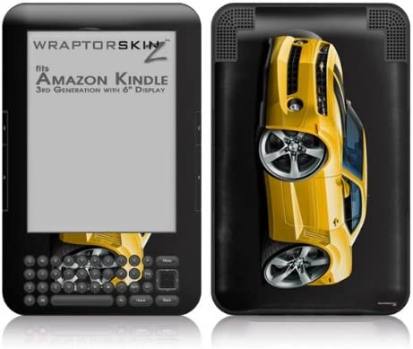 Cheap mail order shopping WraptorSkinz New popularity 2010 Camaro RS Yellow - Skin Decal fits Style Amazo