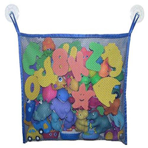 Angelcare おもちゃ収納袋 お風呂ハンモック 抗菌加工 収納ネット 水きりがよくてたっぷり収納 乳幼児向け...