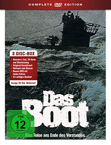 Das Boot - Complete Edition (Das Original) DVD (8 Discs)