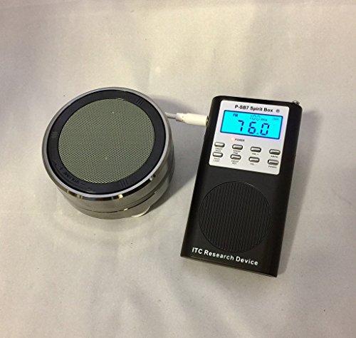 P-SB7 Spirit Box & DAS-X1 Orbital Bluetooth Universal Speaker Combination Kit