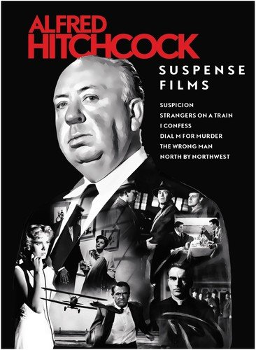 Alfred Hitchcock Suspense Films Collection (DVD)