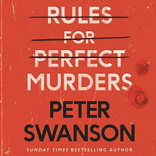 Rules for Perfect Murders cover art