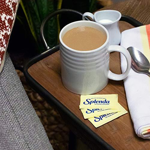 SPLENDA No Calorie Sweetener, Single-Serve Packets (700 Count)