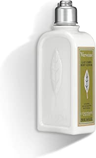 L'Occitane Verbena Body Lotion Enriched with Grapeseed Oil and Organic Verbena, 8.4 fl. oz