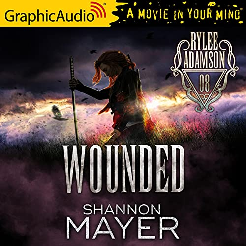 Wounded (Dramatized) cover art