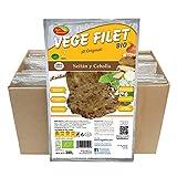 10 paq. Vege Filet Seitan Bio ( 2 unid.)