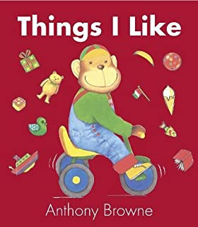 Things I Like [Mar 01, 2009] Browne, Anthony