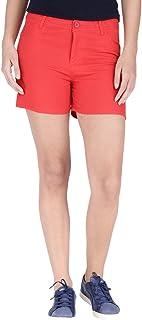 Campus Sutra Women's Cotton Shorts