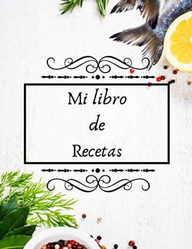 Amazon.es: libro de recetas de cometelo: Libros