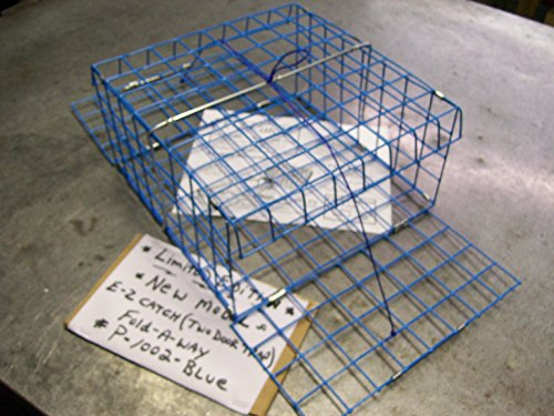 E-Z Catch Limited Blue Crab Two Door Fold-A-Way Trap 12