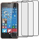 ebestStar - kompatibel mit Microsoft Lumia 550 Panzerglas