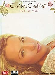 Caillat Colbie All Of You Pvg Songbook Bk