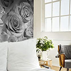 Size: 10.05 X 0.53m Approx: 5.32msq Pattern Repeat: 26.5cm Match: Offset Paste The Paper, Washable Satisfactory Light Fastness, Wet Removable Ideal for use as living room wallpaper, bedroom wallpaper, dining room wallpaer, or for a feature wall