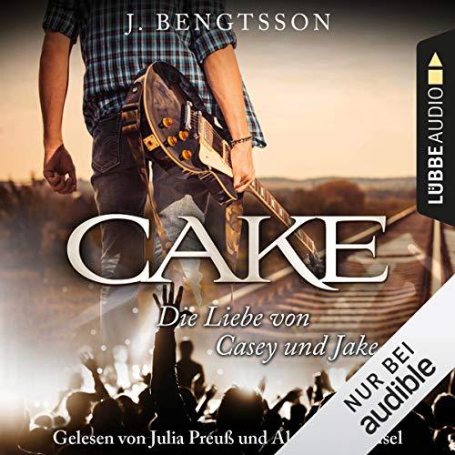 CAKE audiobook cover art