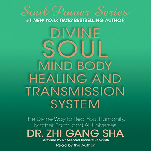 Divine Soul Mind Body Healing and Transmission System cover art
