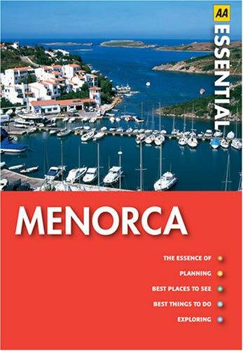 Menorca (AA Essential Guide) [Idioma Inglés]