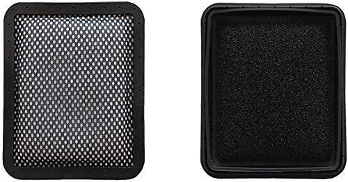 BuyParts Staubsaugerfilter für Gtech AirRam AR01 AR02, AR03, AR05, DM001 und K9 schnurlose Staubsauger (2 Stück) Filterset waschbar und wiederverwendbar Filter