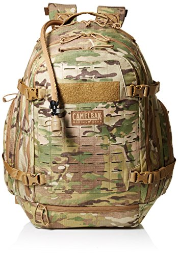 Camelbak Adult Rubicon Mil Spec Antidote Hydration Backpack, MultiCam, One size