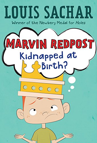 Marvin Redpost #1: Kidnapped at Birth?
