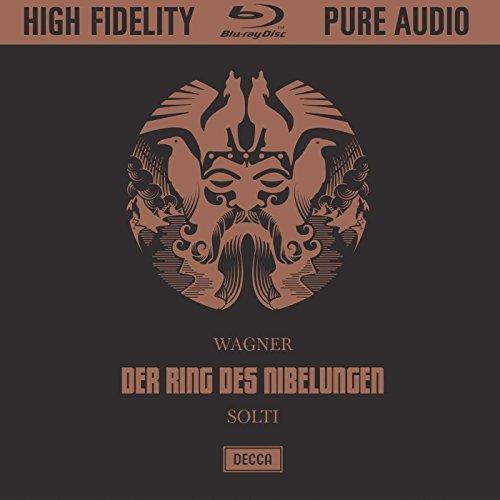 Der Ring des Nibelungen (Blu-Ray Audio)