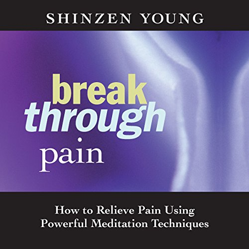 Break Through Pain audiobook cover art