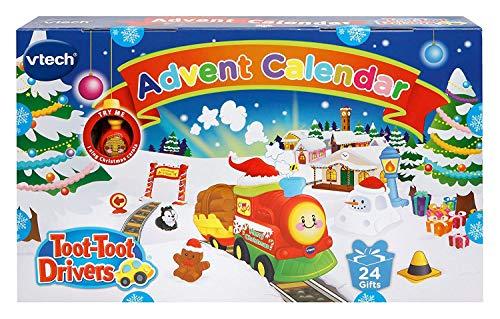 VTech Baby Toot-Toot Drivers Advent Calendar