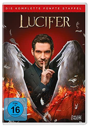 Produktbild von Lucifer: Staffel 5 [4 DVDs]