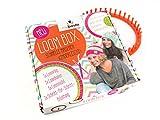 myboshi Strick-Ring Loom-Set inkl. Anleitung - ideal für Einsteiger und Kinder | Loom Ring | Mütze