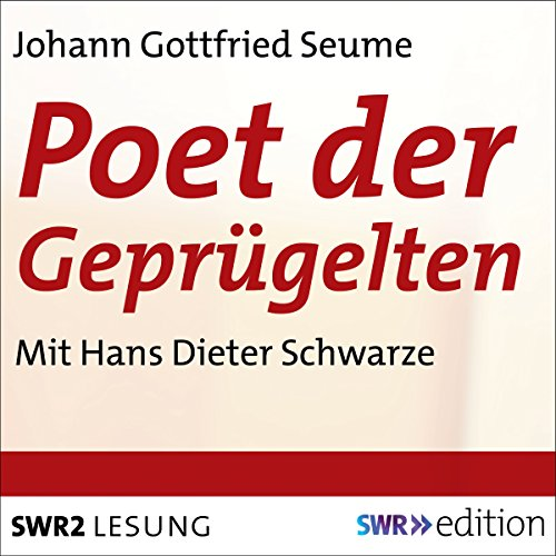 Poet der Geprügelten cover art