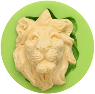 large lion head mold