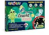CrazyClay Gummy - Leucht Set