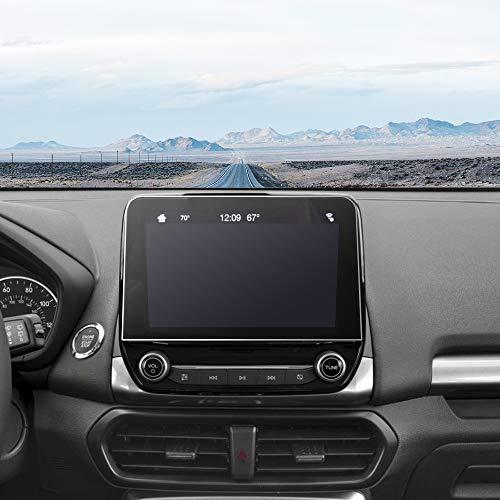J&D Compatible para 2018-2020 Ford Ecosport 2019-2020 Ford Focus 2020 Ford Escape 8 Inch Navegación del Coche Protector de Pantalla, 1 Pack [Anti Reflejante] Prima Película Mate Protector de Pantalla