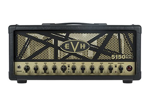 EVH 5150 III 50-Watt Head with EL34 Tubes